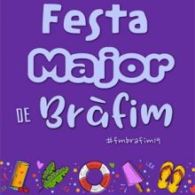 Festa Major de Bràfim, 2019