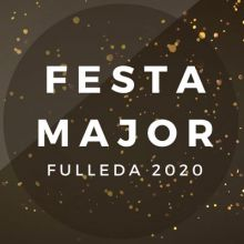 Festa major de Fulleda, 2020