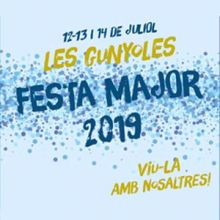 Festa Major de Les Gunyoles, 2019