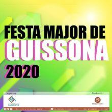 Festa Major de Guissona, 2020