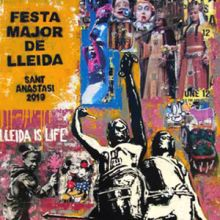 Festa Major de Lleida, Maig, 2019