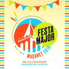 Festes Majors de Maçanet de la Selva, 2019