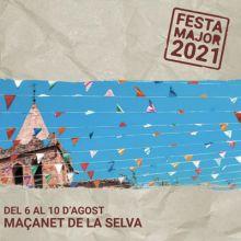 Festa Major de Maçanet de la Selva, 2021