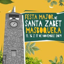 Festa major de Masboquera, 2019