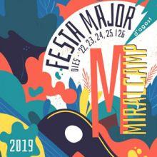 Festa Major de Miralcamp, 2019