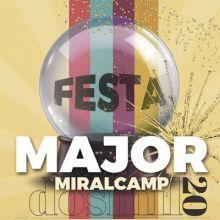 Festa Major de Miralcamp, 2020
