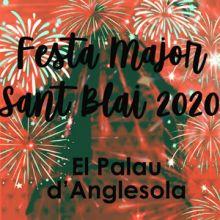 Festa Major de Sant Blai del Palau d'Anglesola, 2020
