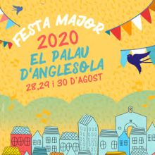 Festa Major del Palau d'Anglesola, 2020