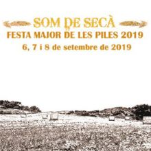 Festa Major de Les Piles, 2019
