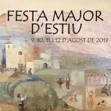 Festa Major de La Pobla de Cérvoles, 2019