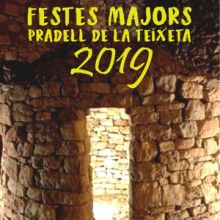 Festa Major de Pradell de la Teixeta, Juliol, 2019