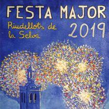 Festa major de Riudellots de la Selva, 2019
