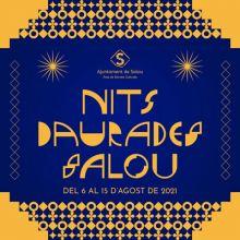Nits Daurades, Festa Major de Salou, 2021