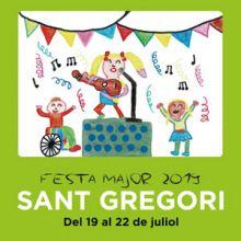 Festa Major de Sant Gregori, 2019