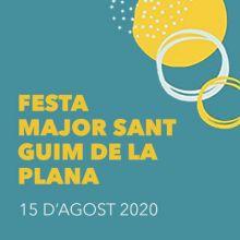 Festa Major de Sant Guim de la Plana, 2020