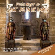 Festa Major de Sant Julià de Ramis, 2020