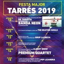 Festa Major de Tarrés, 2019