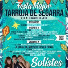 Festa Major de Tarroja de Segarra, 2019
