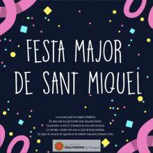 Festa major de Vallfogona de Balaguer, 2020
