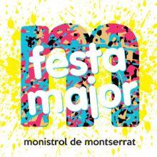 Festa Major Monistrol