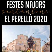 Festes Majors Sant Antoni - El Perelló 2020