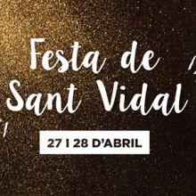Festa de Sant Vidal a Fornells de la Selva, 2019