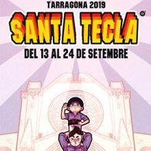 Festes de Santa Tecla a Tarragona, 2019