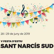 Festa Major de Sant Narcís Sud, Girona, 2019