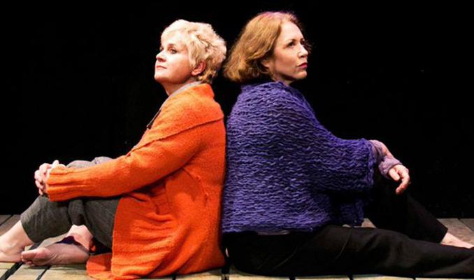 Anna Güell i Mercè Arànega protagonitzen 'L'alè de la vida'