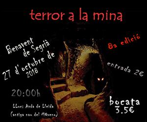 Terror a la Mina - Benavent de Segrià