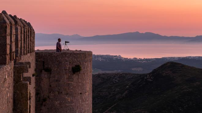 Mirador del Castell del Montgrí