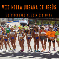 VIII Milla Urbana de Jesús