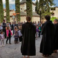 Visita teatralitzada: Un passeig per la història de Sant Pere de Galligants