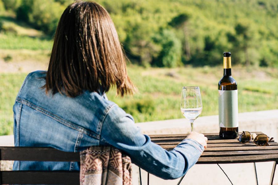 Wine Bars i terrasses entre vinyes