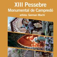 XIII Pessebre Monumental de Campredó