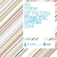 Exposició del XIII Premi de Pintura Francesc Gimeno