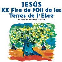 XX Fira de l'Oli de les Terres de l'Ebre - Jesús 2015