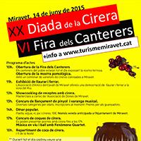 XX Diada de la Cirera i VI Fira dels Canterers